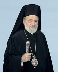 Archbishop Stylianos