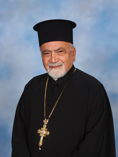 Very Rev Diogenis Patsouris – OAM, JP